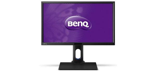 "BenQ:lta ensimmäinen 24"" 1440p-monitori"