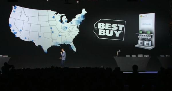 Chromebooks headed to retailers