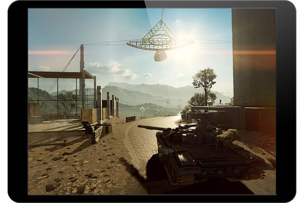 EA: Tabletit valmiita konsolitasoisiin peleihin parin vuoden kuluttua
