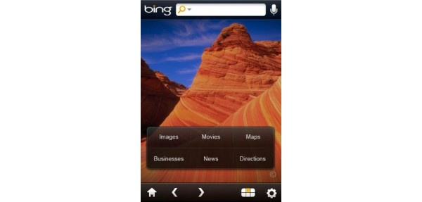Microsoft toi Bing-hakunsa Applen iPhonelle