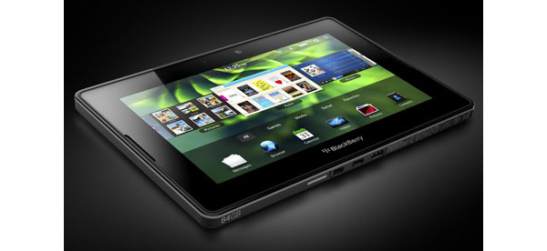 1000 RIM PlayBook tablets recalled
