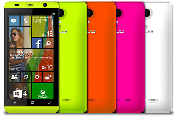 Microsoft esitteli Lumian haastajia