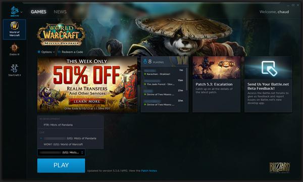 Se Blizzards nye Origin-lignende Battle.net Launcher