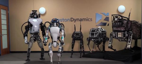 Robottien aikakausi alkaa jo tänä vuonna – Boston Dynamics kaupallistaa Spotin