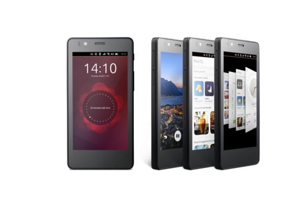 The first Ubuntu smartphone is finally here