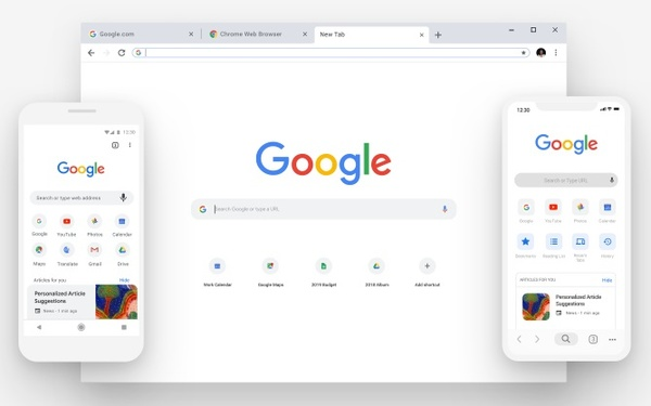 Chrome gets redesign, new features for 10th anniversary