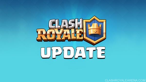 Supercell päivitti huippusuosittua Clash Royalea