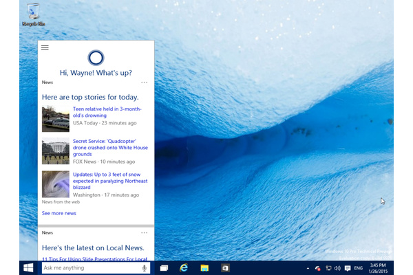 Näin saat Windows 10:n Cortanan hakemaan Googlesta