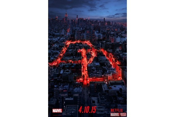 Marvel's 'Daredevil' series headed exclusively to Netflix in April