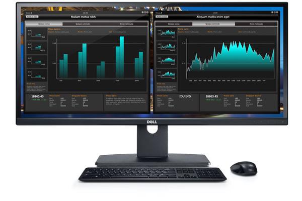 Delliltä ja LG:ltä tulossa 21:9 näyttöjä 3440x1440-resoluutiolla