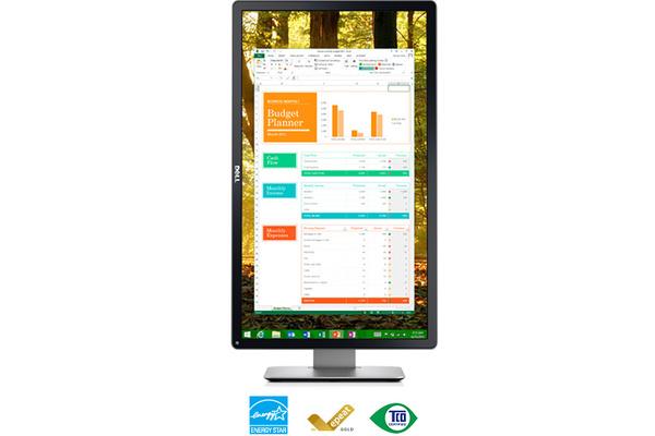 Delliltä 24-tuumainen 1440p-näyttö