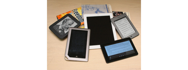 Publishers agree on ebook price-fixing lawsuit settlement pay