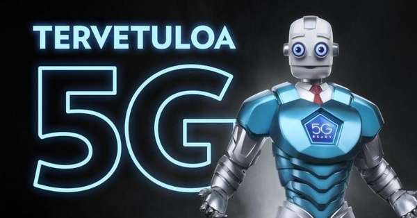 Elisa laajentaa 5G-verkkoa Espooseen