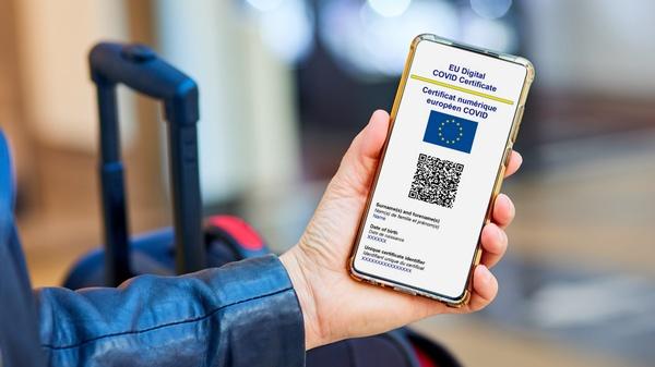 EU:n digitaalinen koronatodistus otettiin käyttöön