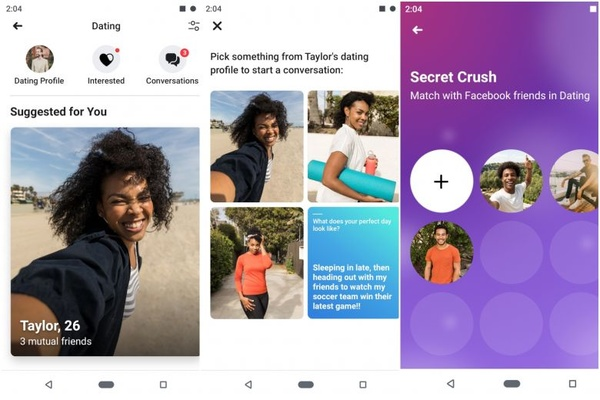 Facebook Dating launches to challenge Tinder
