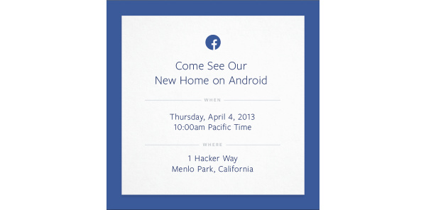 Facebook to reveal modified version of Android next week