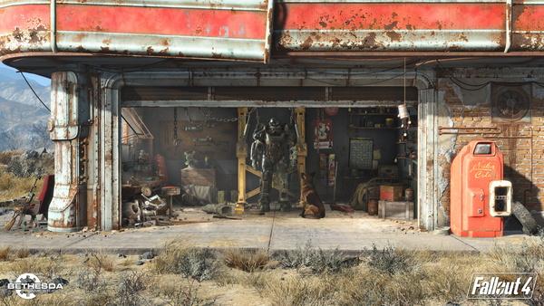 Fallout 4 julki – tältä se näyttää