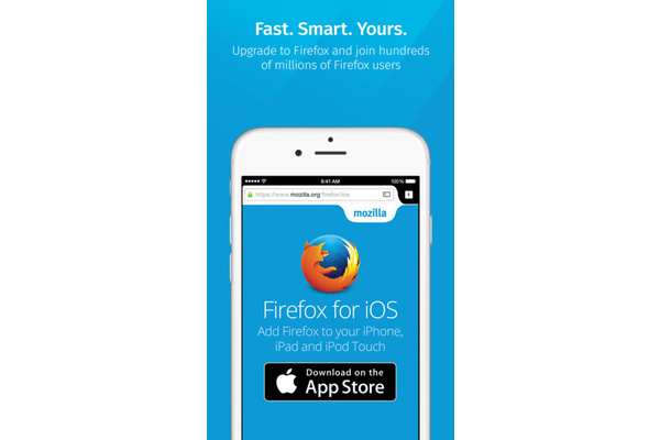 Mozilla's Firefox browser for iOS now available for all