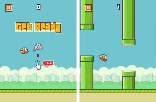 Flappy Bird tulee takaisin!