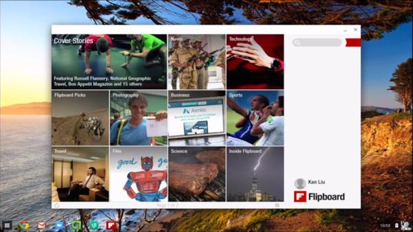 Google I/O: Chrome OS to run Android apps natively