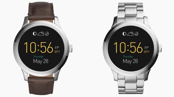 Fossil debuts Android Wear-powered Q Founder smartwatch