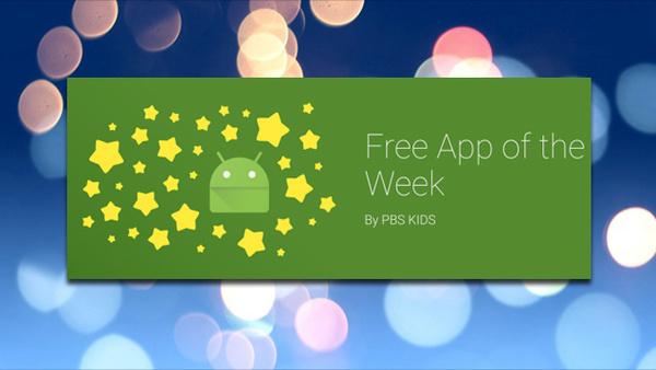 Google starts new Google Play 'Free App of the Week'