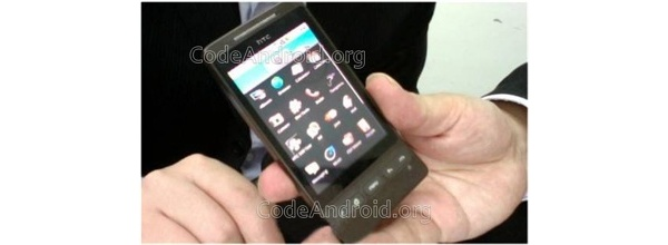 HTC:n kolmas Android-puhelin vuosi nettiin