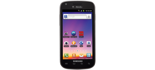 Review: The T-Mobile Samsung Galaxy S Blaze 4G
