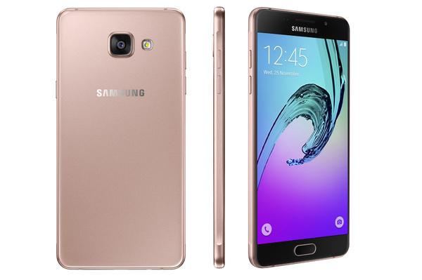 Samsungin uudistettu A-sarja saa pian huippumallin