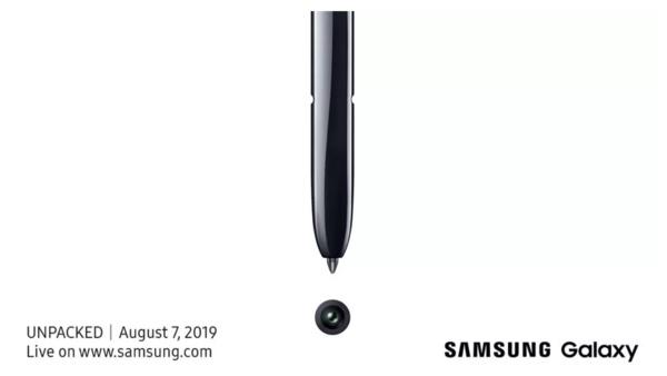 Galaxy Note10 tulee pian – Tuleeko kynäänkin kamera?