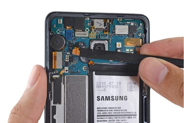 Seuraavan Galaxy Noten sormenjälkilukija saattaa olla näytössä