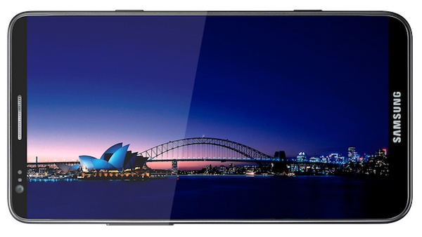 DDaily: Samsung Galaxy S III:n näyttö on ainoa laatuaan