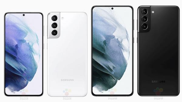 Viralliset Galaxy S21 -promokuvat vuosivat, tältä näyttää tuleva huippu-Samsung uusissa väreissä