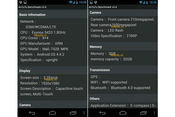 Galaxy S5:n napit poikkeavat edeltäjistä, kaksi eri versiota tulossa?