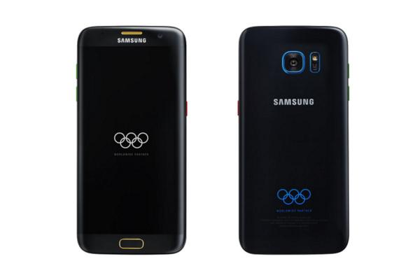 Samsung esittelee Galaxy S7:n olympiaversiota videolla