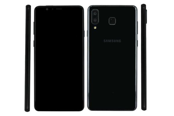 Samsungilta omituinen Galaxy S9 -versio Kiinaan