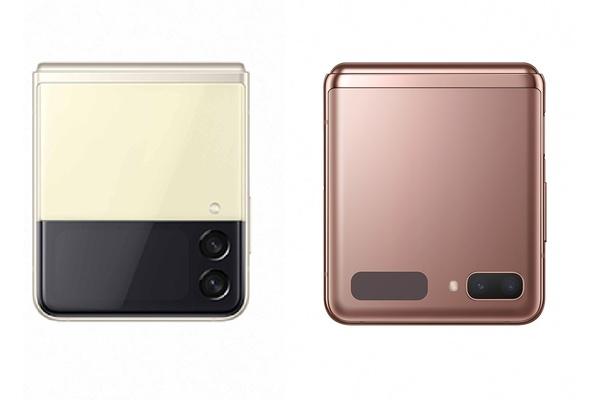 Vertailussa: Uusi Galaxy Z Flip3 ja sen edeltäjä Galaxy Z Flip