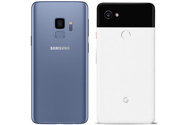 Vertailussa Samsung Galaxy S9 ja Google Pixel 2: Kumpi kannattaa ostaa?