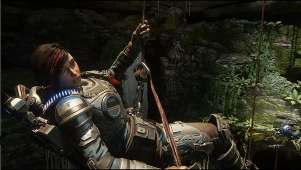 E3 2018: Microsoft announces Gears 5, Gears Pop! and Gears Tactics