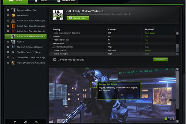 Nvidian pelioptimointityökalu avautui kaikille käyttäjille