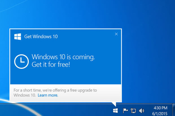 Microsoft admits it pushed Windows 10 update too aggressively