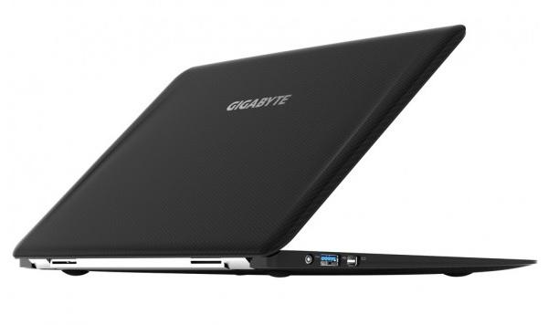 Gigabyten hiilikuiturunkoinen Ultrabook X11 esillä Computexissa