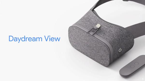 Google esitteli uudet Daydream View -virtuaalilasit