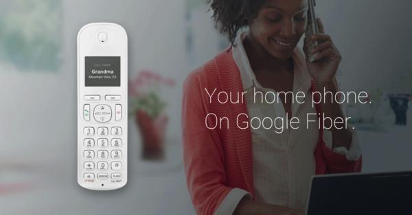 Google brings back the landline with Fiber Phone