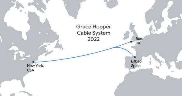 Google sai valtavan datakaapelinsa valmiiksi: Yhdistää Euroopan ja Yhdysvallat