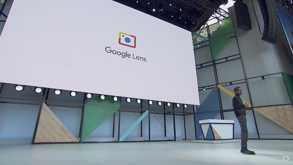 Google Lens is now available on the iPhone