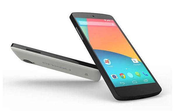 Kuvat vuotivat: Nexus 5 tulee pian uusissa väreissä
