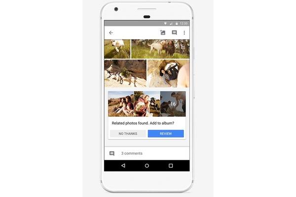 Google uudisti Kuvat-sovelluksen, lisää tekoälyä