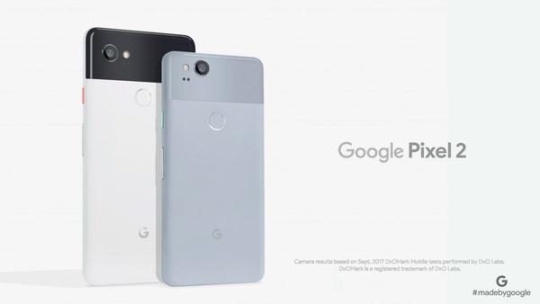 Google päivitti Pixel 2 -puhelimia ja korjasi näyttöongelmia