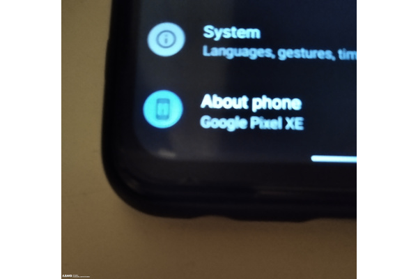 Kuvissa väitetysti tuleva Google Pixel XE